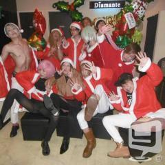 「クリスマスコスプレ」イベント