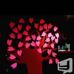 桜event