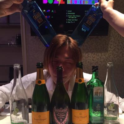 やってみた はやと シャンパンParty