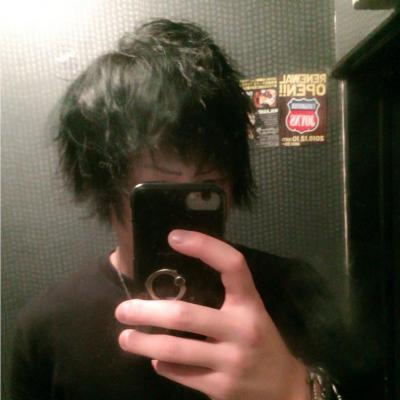 今日の一枚 セクシー カワイイ オモシロ カッコイイ ビックリ めでたい 嬉しい♪ やってみた 湊 髪色チェンジ!