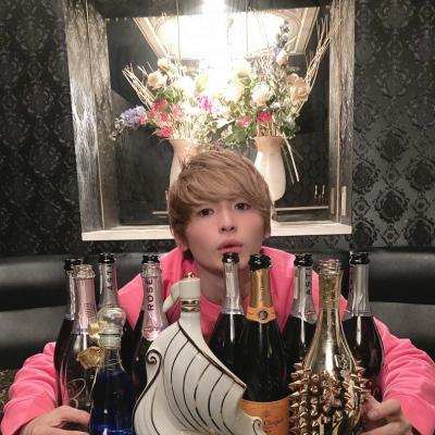 今日の一枚 カワイイ オモシロ カッコイイ ビックリ めでたい やってみた Belchic お祭り インスタ映え シャンパン シャンパンコール 盛り上げ BDイベント