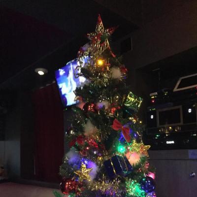 今日の一枚 やってみた クリスマス