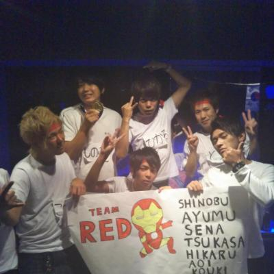 Destiny 本気 Group D 遊びも本気 従業員大募集中!