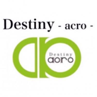 今日の一枚 Destiny 本気 Group D 宜しく御願いします -acro-