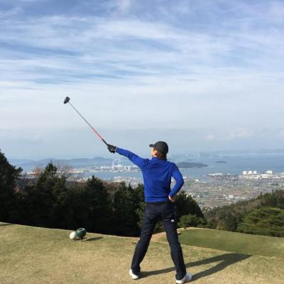 今日の一枚 オモシロ カッコイイ 嬉しい♪ やってみた Destiny 本気 Group D ゴルフ 遊びも本気 イベント