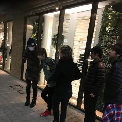 今日の一枚 カッコイイ Destiny 本気 Group D 従業員大募集中!