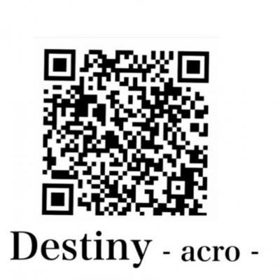今日の一枚 カッコイイ やってみた  Destiny-acro- 今日も頑張ります〜〜 最高⤴︎ 宜しくお願いします。 LINE@