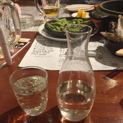 今日の一枚 ビックリ やってみた 楽しい 飲む 日本酒