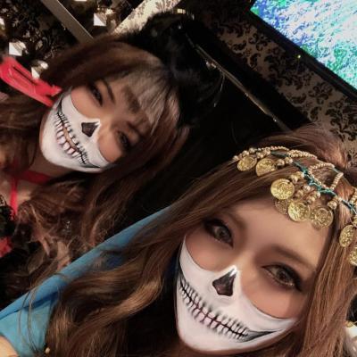 今日の一枚 セクシー カワイイ オモシロ 嬉しい♪ やってみた パーティー 思い出 Halloween コスプレ MEMBER'S EVE