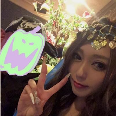 今日の一枚 セクシー ビックリ めでたい 嬉しい♪ パーティー 思い出 Halloween コスプレ MEMBER'S EVE 楽しい