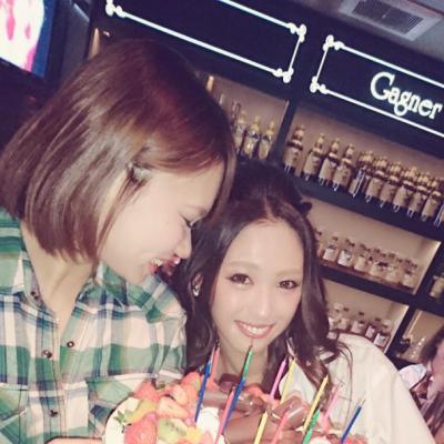 G Girl Gagner 凛Birthday