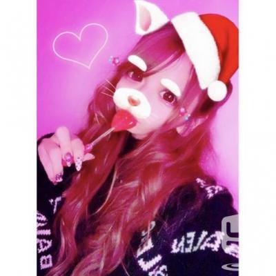 今日の一枚 カワイイ #黒崎あや #Merry Christmas #サンタ #メリークリスマス